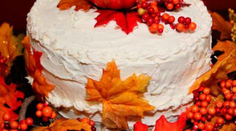 Как отметить день рождения осенью