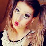 Doll-makeup