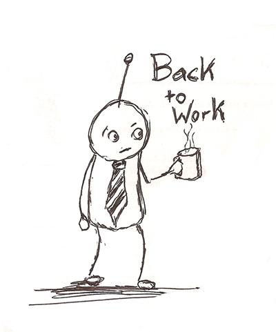 Как настроиться на работу после отпуска (4)