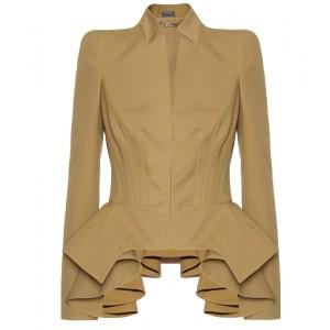 пиджак-пеплум 2015 женский