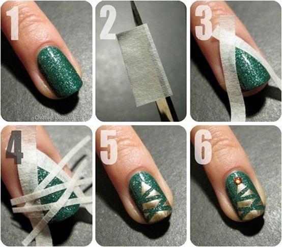 Дизайн ногтей лаком своими руками