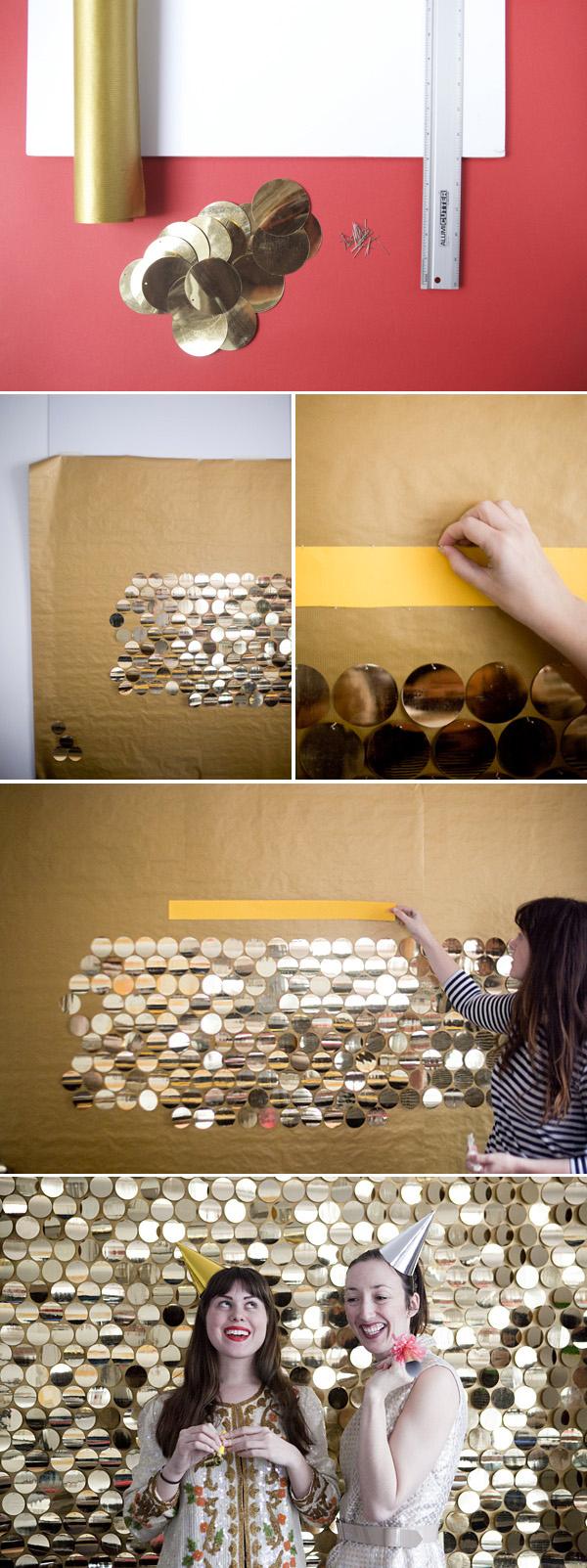 Украсить дом к новому году своими руками