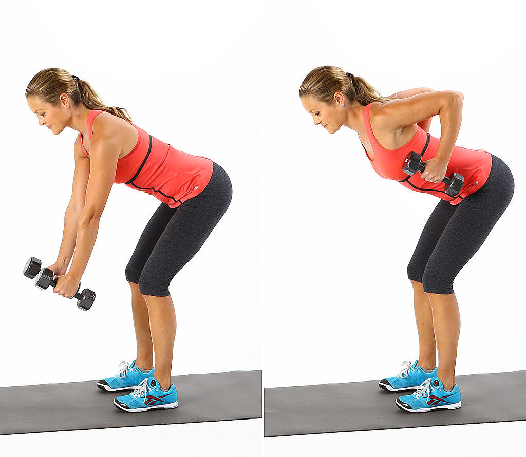 Number-Four-Bent-Row