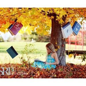 осенние фотосеты с листьями (10)