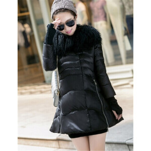 2016-New-Women-Winter-Slim-Down-Coat-Short-Nagymaros-Collar-A-lined-Thick-Jacket