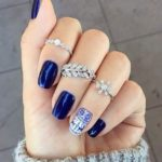 Blue-Nail-Art-Newest-Designs-Collection-2015-3