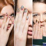 Зимний маникюр 2016 на фото ― модный дизайн ногтей для зимы