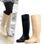 Good-quality-low-heels-rain-boots-font-b-gumboots-b-font-font-b-wellies-b-font