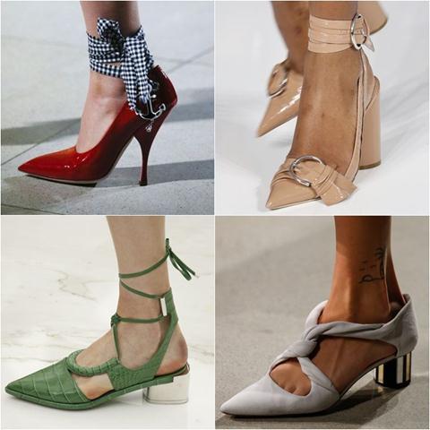 Стильная и модная обувь 2019 в 2019 году