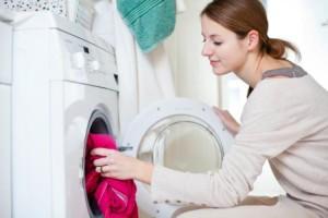неприятный запах из стиральной машины избавляемся