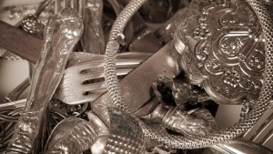 очищаем серебро от черноты дома