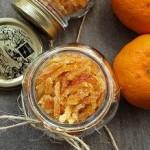 пошаговый рецепт с фото как приготовить цукаты из мандариновых корок 10