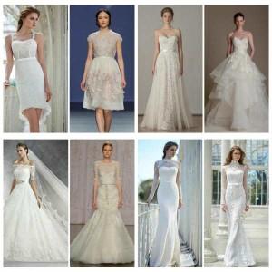 свадебные платья коллекции 2016 года каталог фото