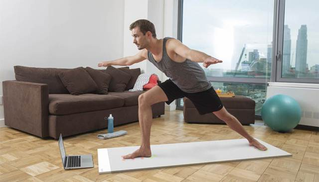 Коврик для йоги2