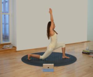 Коврик для йоги4