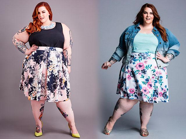 юбки 2016 года модные тенденции фото для полных