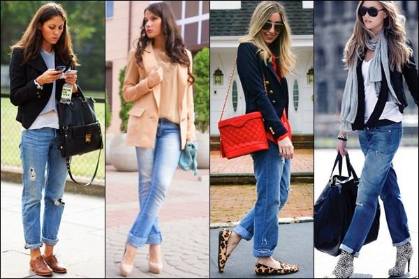 Модные джинсы бойфренды 2016