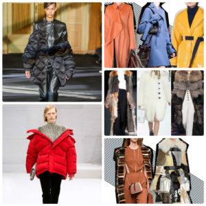 Модная верхняя одежда на осень-зиму в 2019 году