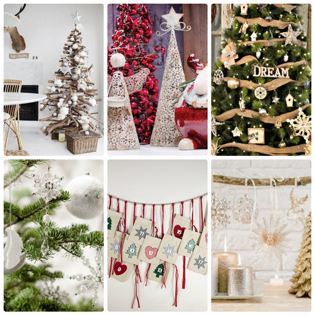Как украсить дом к Новому году - 10 простых и доступных идей