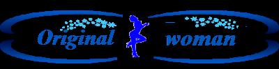 Логотип сайта Блог оригинальной женщины