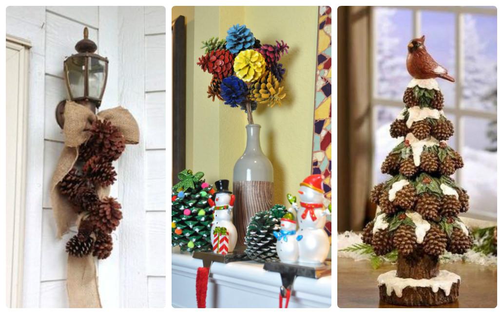 Идеи по новогоднему декору своими руками 31