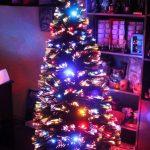 Светодиодная елка прекрасная альтернатива для привычных елочек
