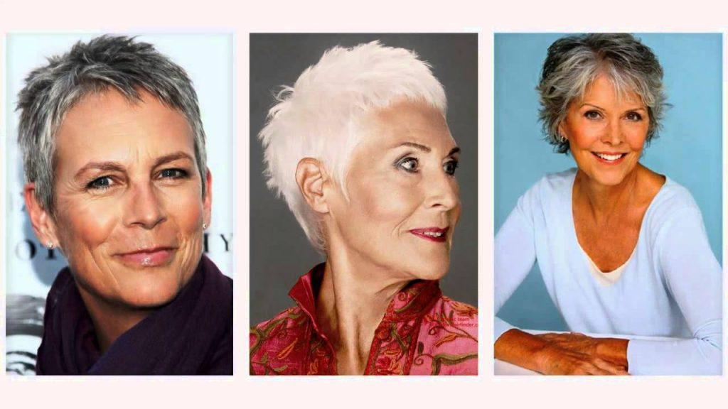 Прически женские старше 50 фото