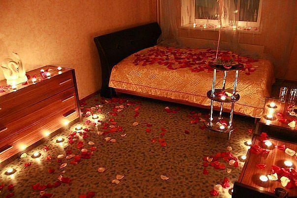 Готовим романтический вечер для любимого на 14-е февраля и не только....