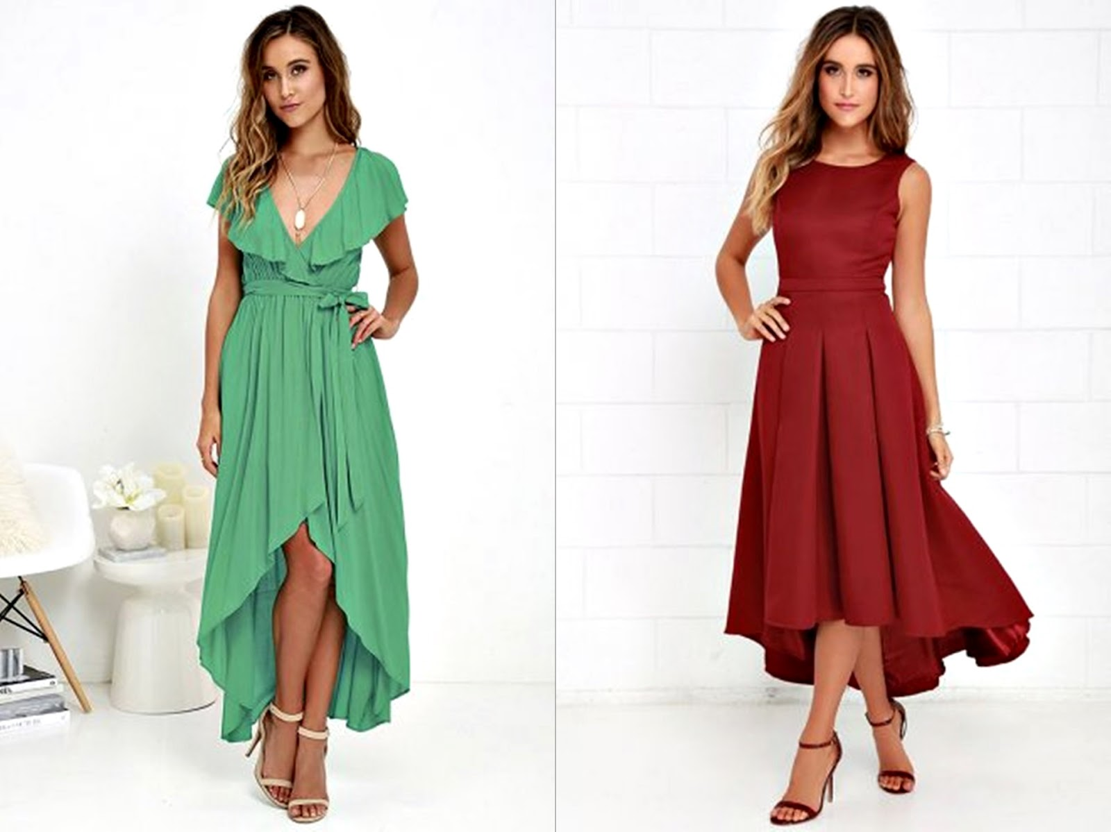 Какой фасон платья модный в 2017 году