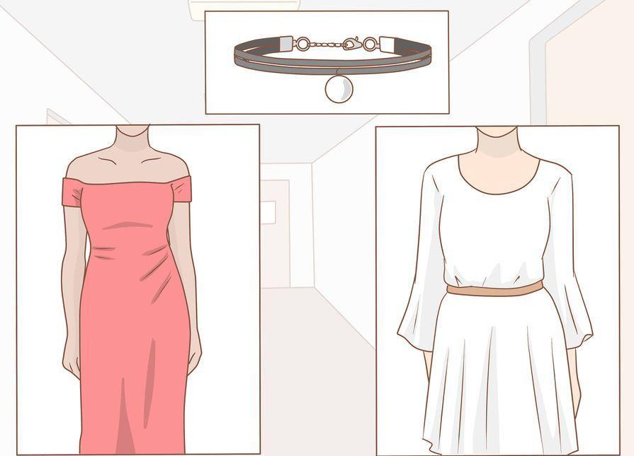 Что такое чокер и как его носить?