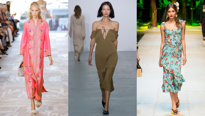 Какими будут модные сарафаны летом 2018 года? (фотообзор)