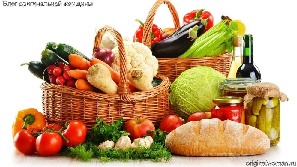 Правильное питание от растяжек