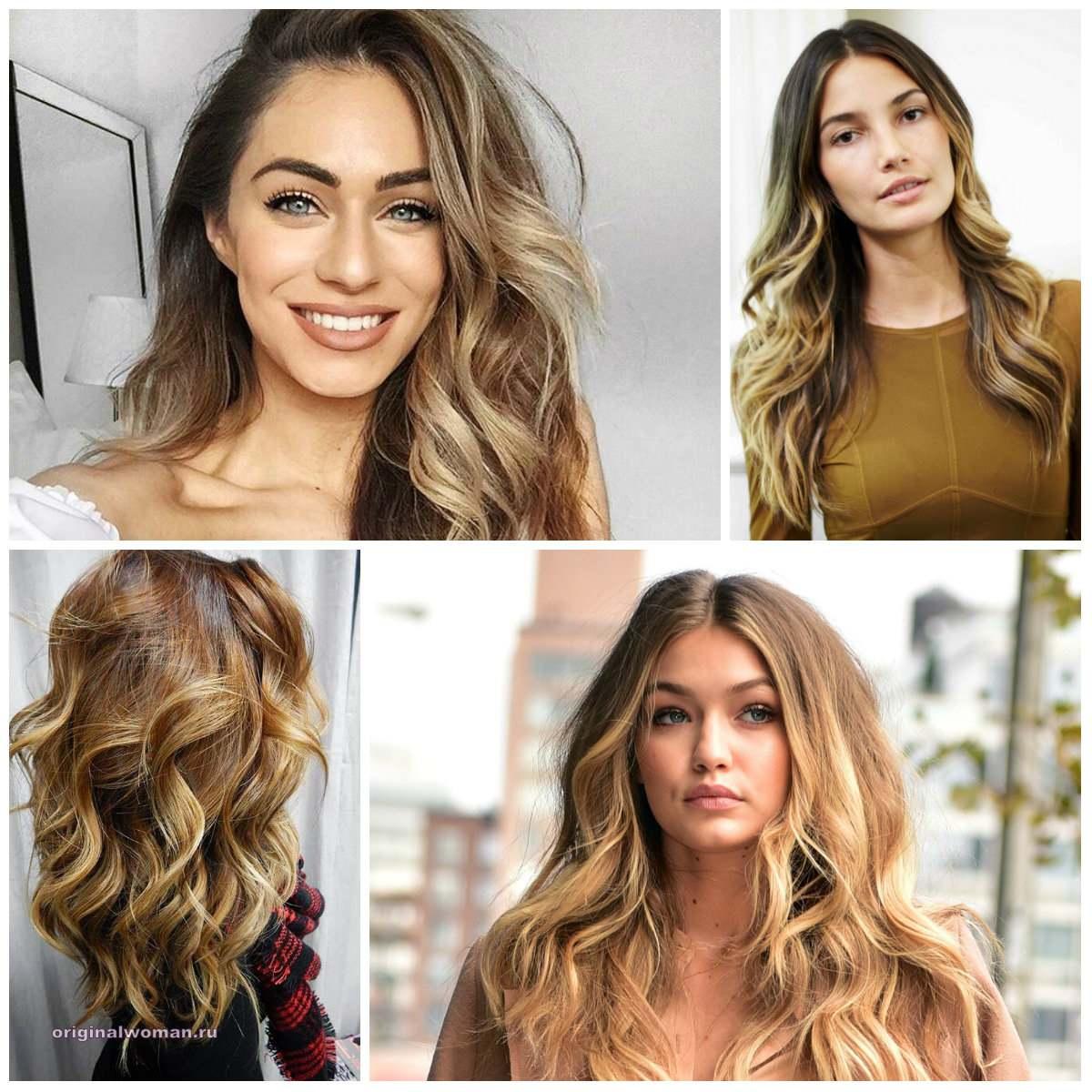 Какой цвет волос в моде в 2018? - фото обзор модных новинок окрашивания