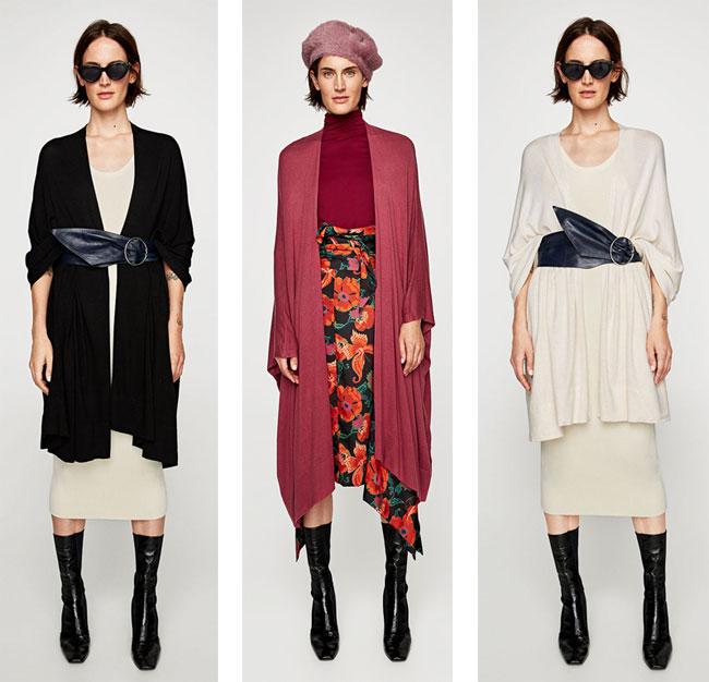 Модные женские кардиганы 2018-2019 - 45 фото-примеров последних тенденций