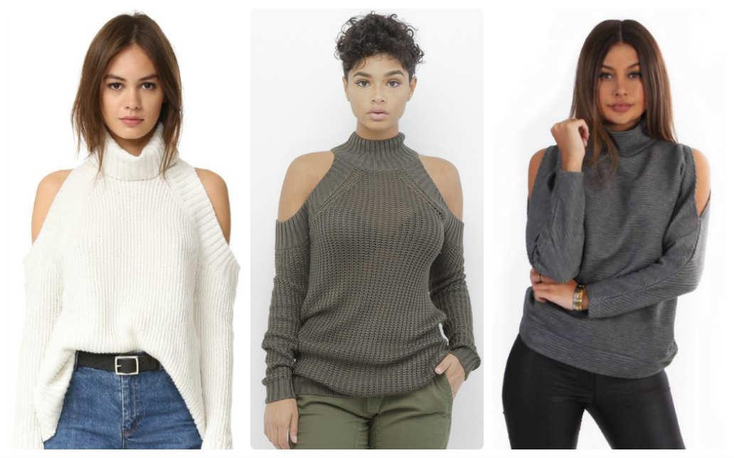 Модные свитера, кофты, бомберы и свитшоты на осень-зиму 2018-2019 года