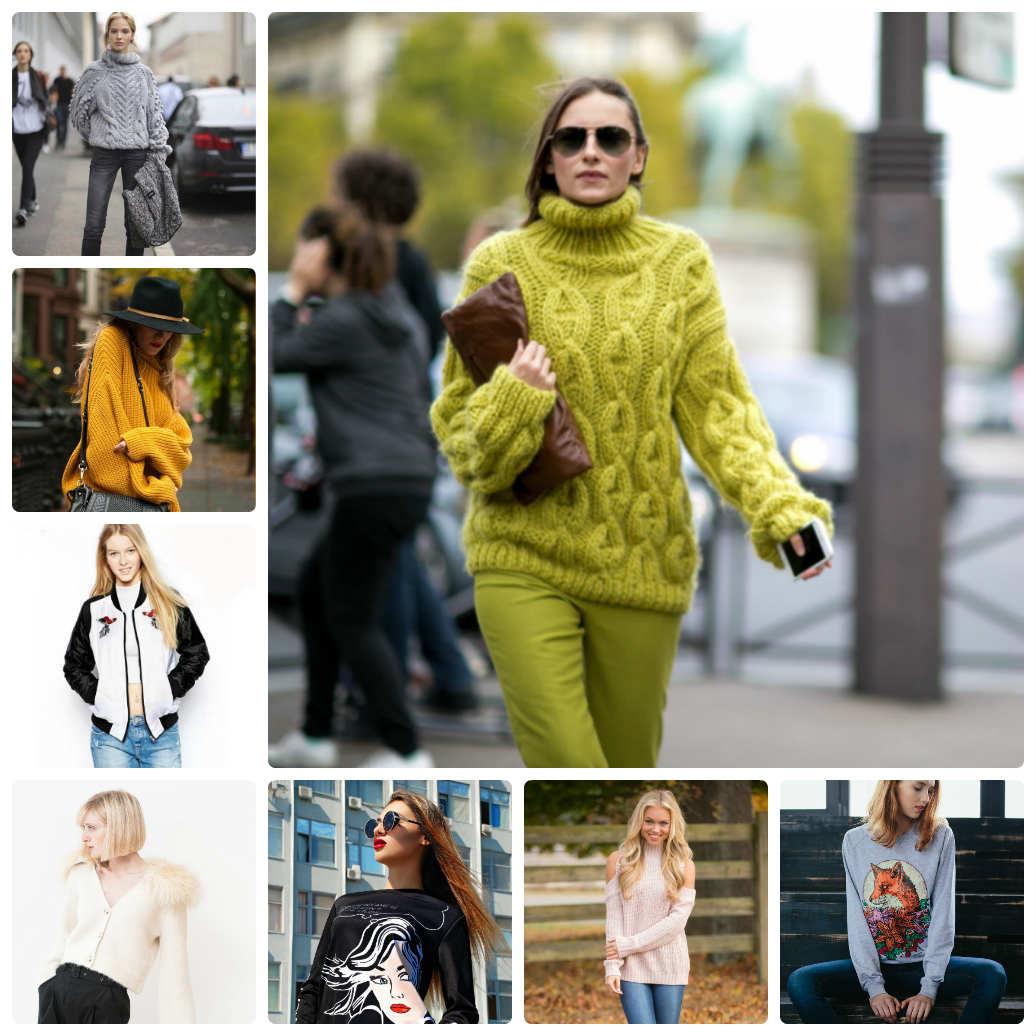 Модные Водолазки 2017 2018 Фото