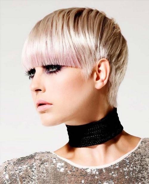 Какие прически и стрижки на короткие волосы в 2018 году соответствуют модным тенденциям? - фото