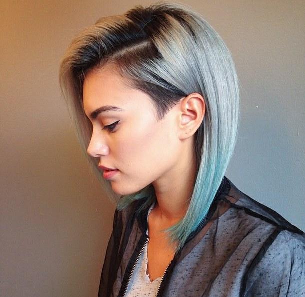 Женские стрижки 2018 года - модные тенденции, фото на средние волосы