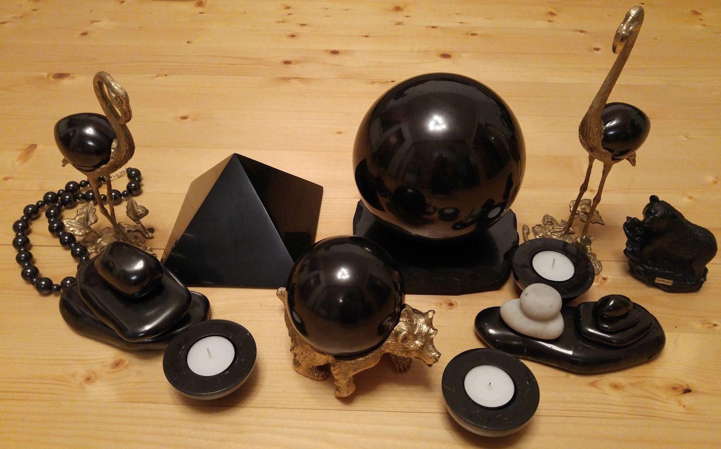 Чем полезен Шунгит? - лечебные и магические свойства камня