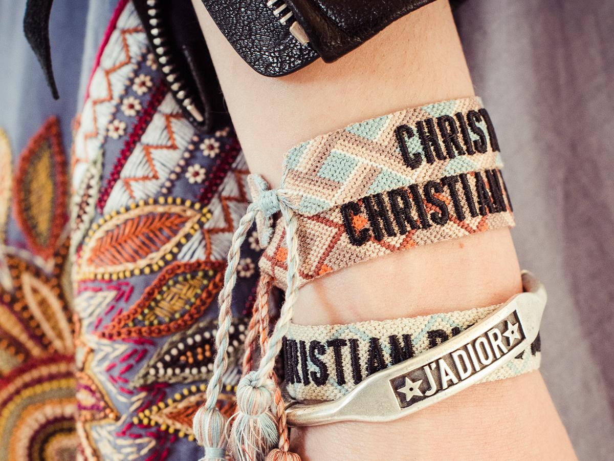 Какими будут модные браслеты 2018 года? − фото