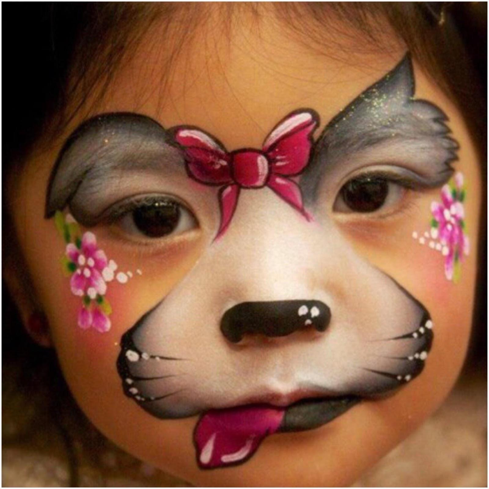 Как разукрасит ребенка фото