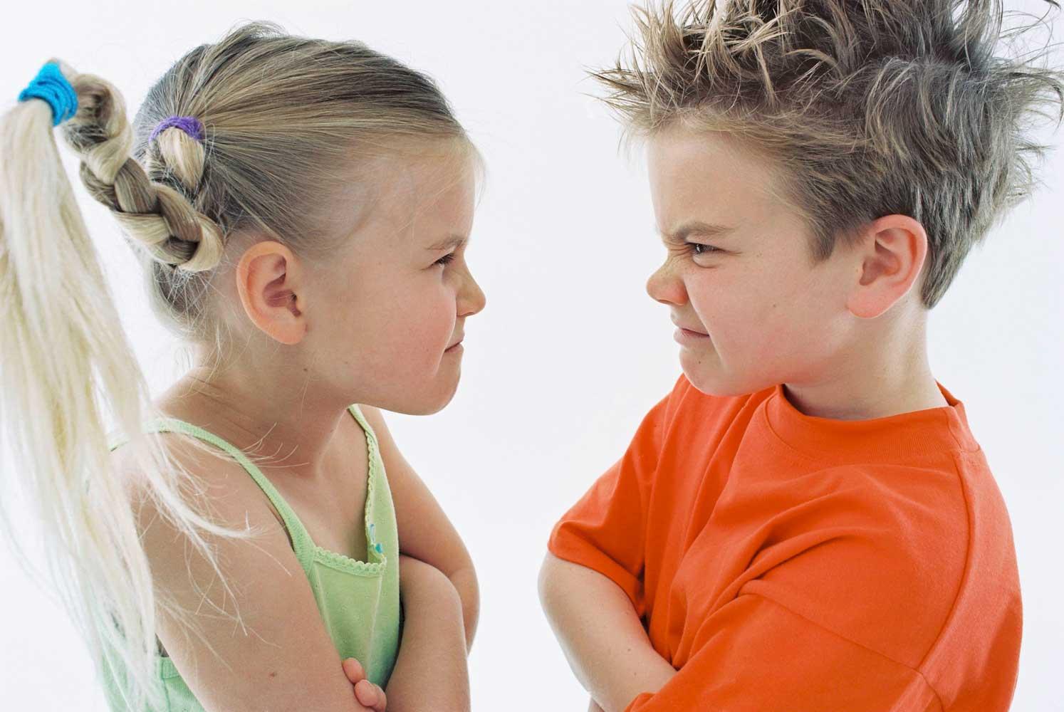 Советы мамам - как научить ребенка просить прощения