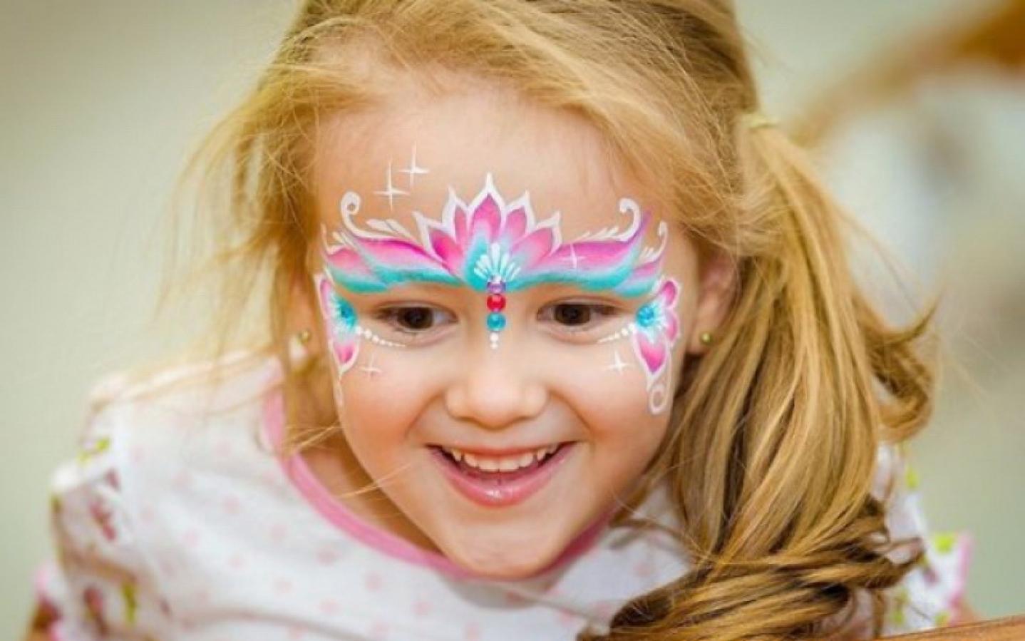 Как сделать аквагрим ребенку самостоятельно – пошаговые схемы и инструкции