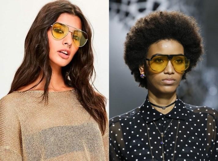 ... Солнцезащитные очки 2019 - женские трендовые модели e94bb4c6252