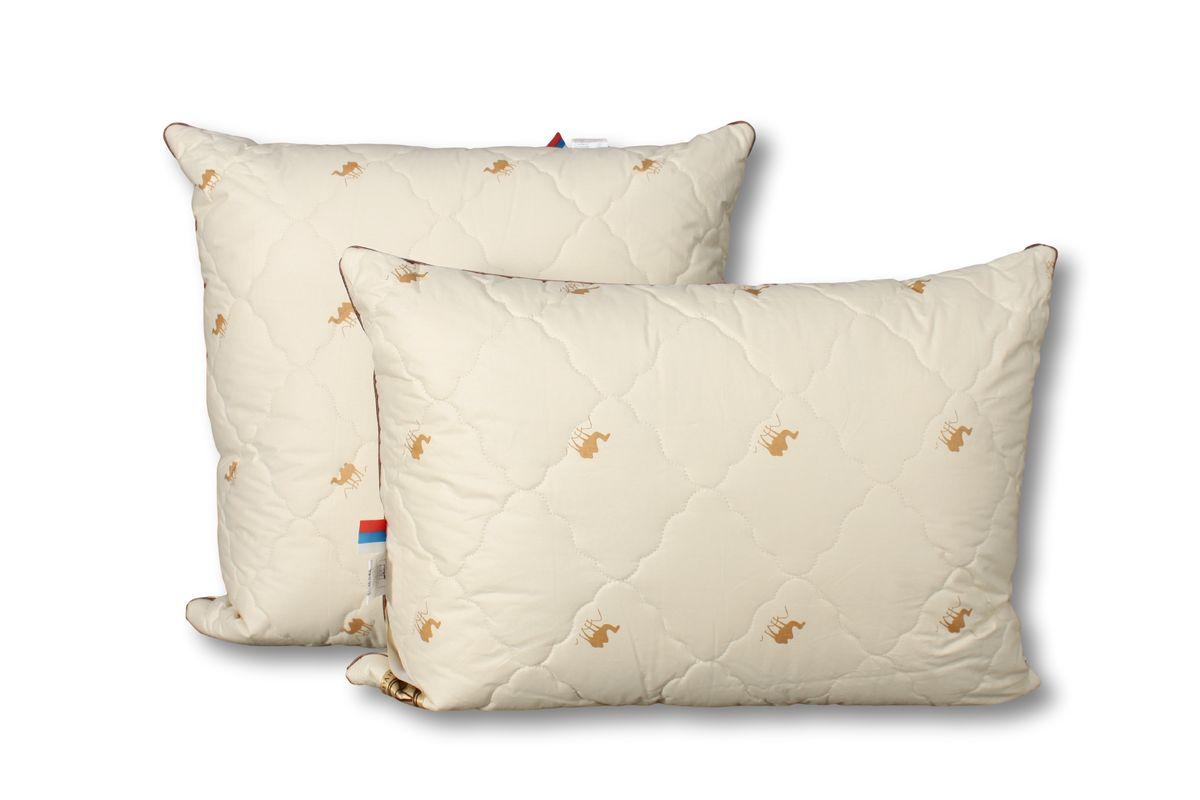 Подушки из верблюжьей шерсти: залог здорового сна