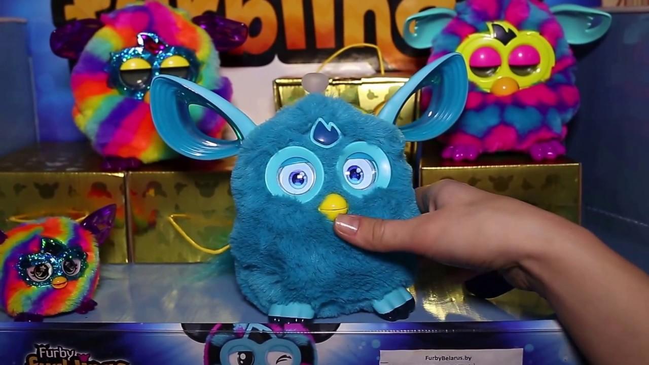 Особенности Furby