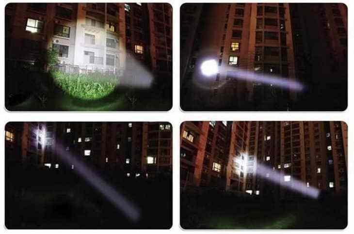 Фонарь электрошокер – компактное средство самозащиты