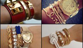 Миниатюра к статье Какими будут модные браслеты 2018 года? − фото