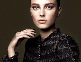 1Осенняя коллекция макияжа Шанель (Chanel) 2015 – Свотчи