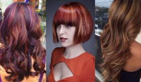 Миниатюра к статье Модные тенденции и новинки в окрашивании 2019 года: стильные оттенки и цвета волос